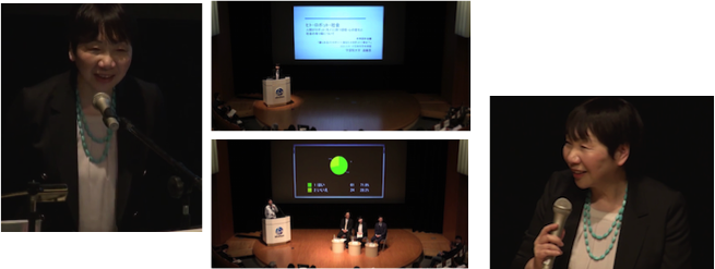 未来設計会議「創られるパートナー ~ あなた+ロボット=幸せ?」@日本科学未来館 7階 未来館ホール でパネリストを務めます